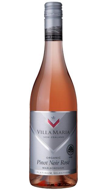 2019 Villa Maria Platinum Selection Organic Rose