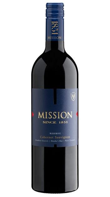 2019 Mission Estate Reserve Cabernet Sauvignon