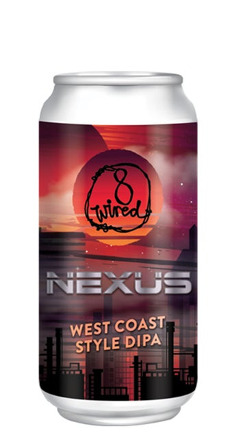 2021 8 Wired Nexus WCIPA 440ml can