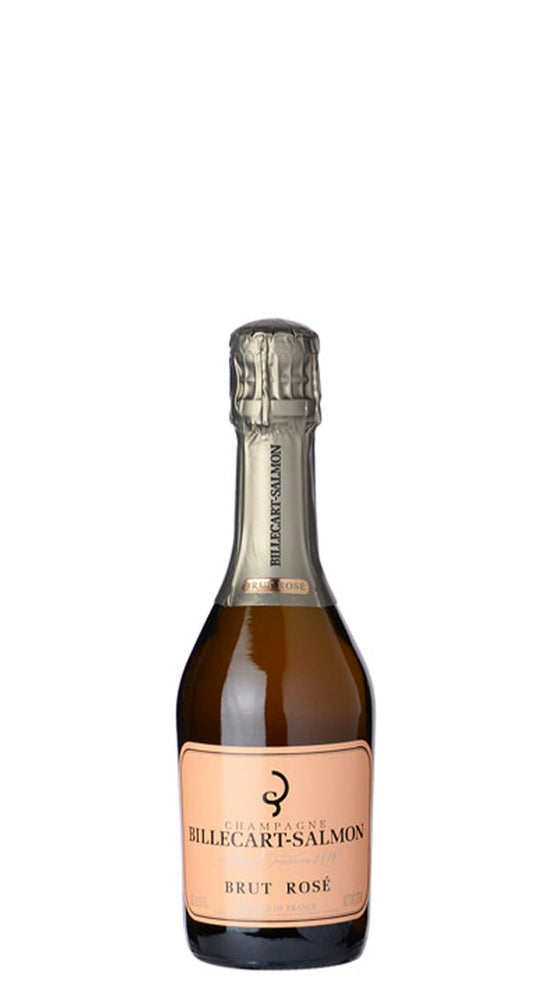 Champagne Billecart-Salmon Brut Rose 375ml