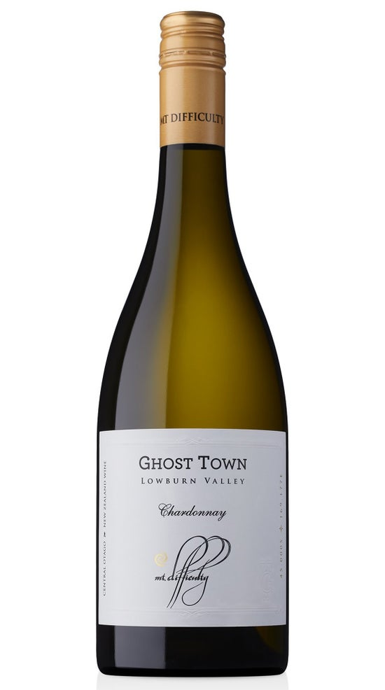 Mt Difficulty Ghost Town Chardonnay