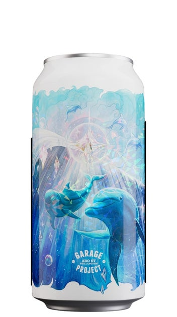 Garage Project Crystalised Visions 440ml can