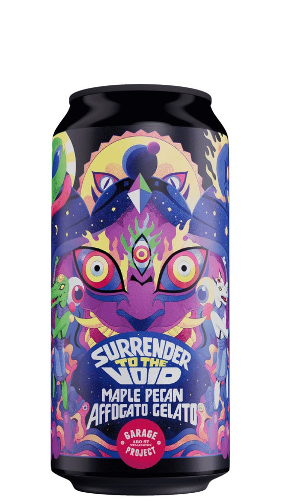 Garage Project Surrender to the Void Miso/Chocolate 440ml can