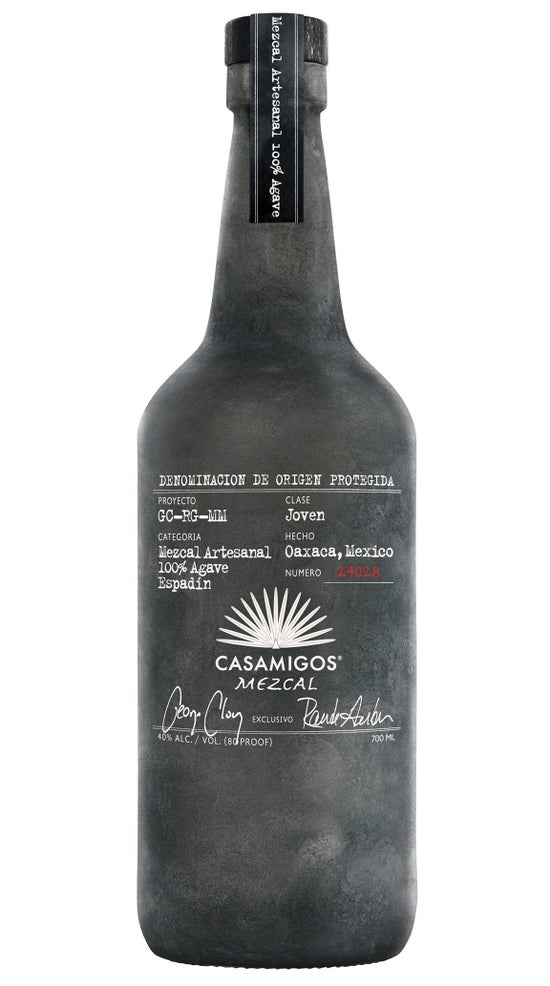 Casamigos Mezcal 700ml bottle