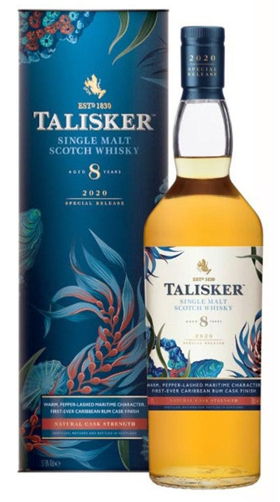 Talisker 8 year old 700ml bottle