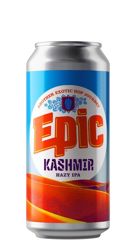 Epic Kashmir Hazy IPA 440ml can