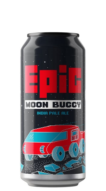Epic Moon Buggy IPA 440ml can