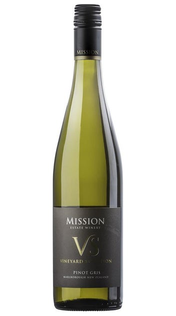2020 Mission Vineyard Selection Pinot Gris