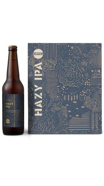 Sawmill Hazy East Coast IPA 6 pack 330ml bottles