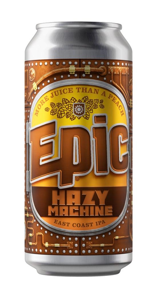 Epic Hazy Machine 440ml can