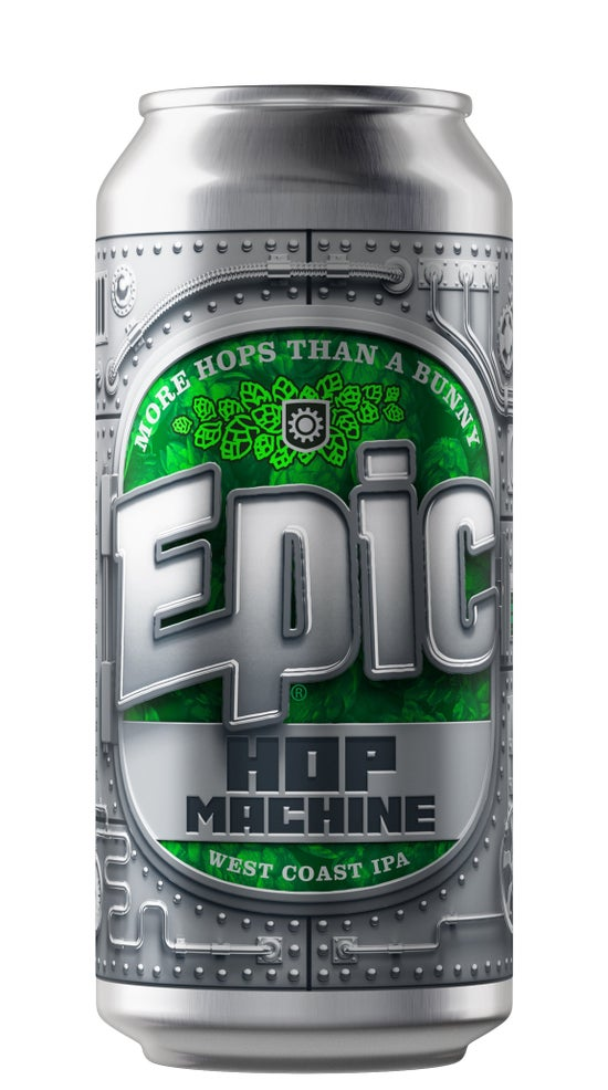 Epic Hop Machine 440ml can