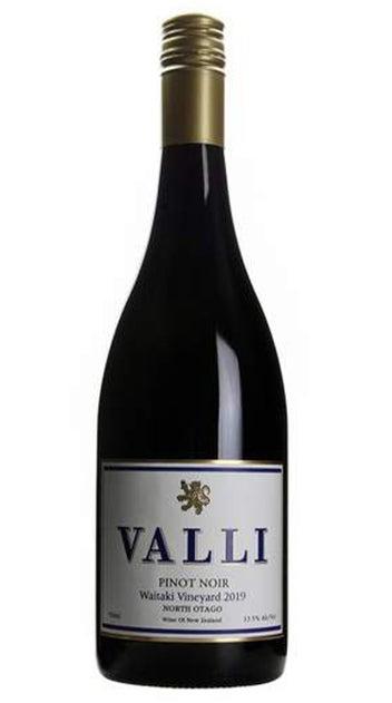 2019 Valli Waitaki Pinot Noir