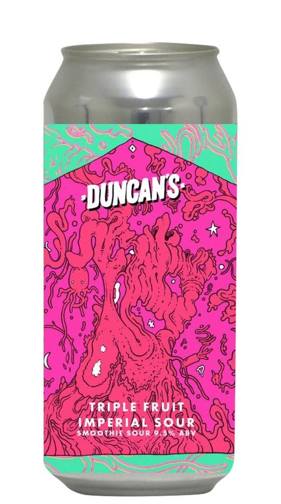 Duncans Triple Fruit Imperial Sour 440ml can