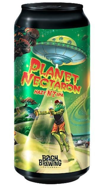 Bach Brewing Planet Nectaron IPA 440ml