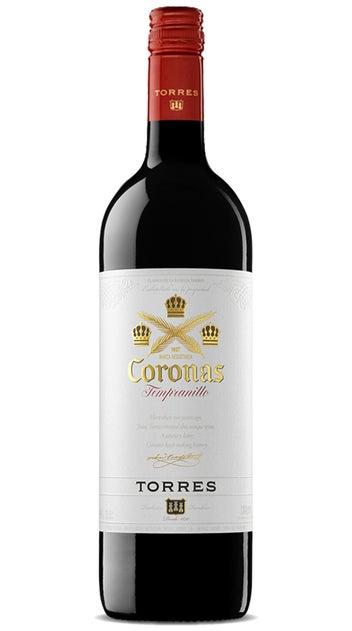 2018 Torres Coronas Tempranillo Cabernet