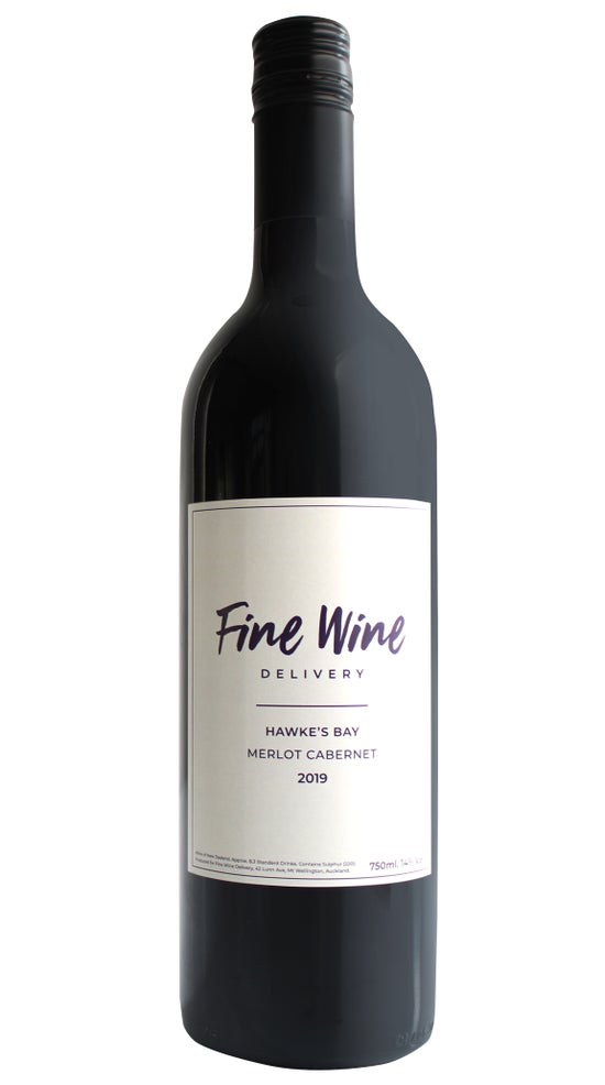 Fine Wine Delivery Hawke's Bay Merlot Cabernet
