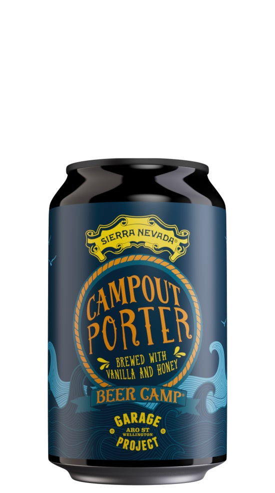 Garage Project Campout Porter 330ml can
