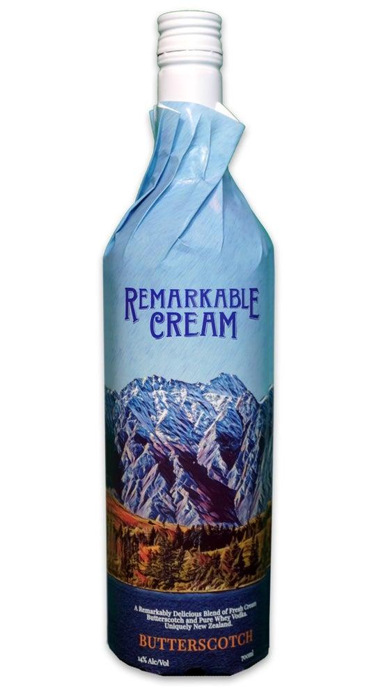 Remarkable Cream Butterscotch Liqueur