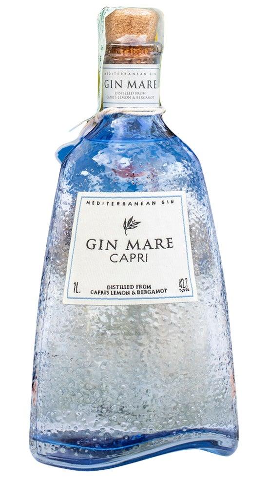 Gin Mare Capri 1000ml Bottle