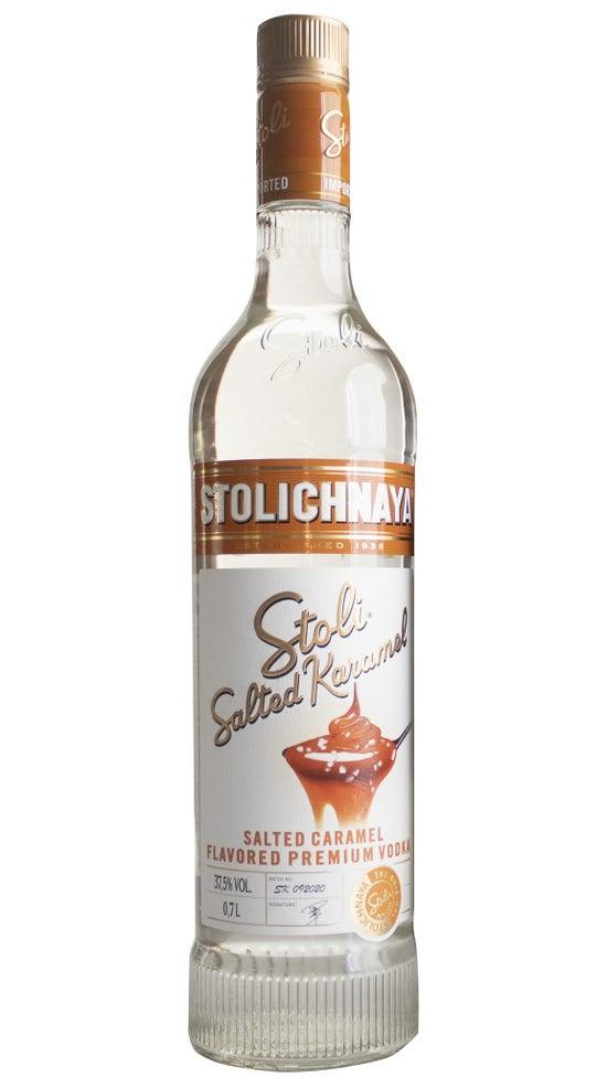 Stoli Salted Caramel Vodka