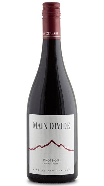 2019 Main Divide Pinot Noir