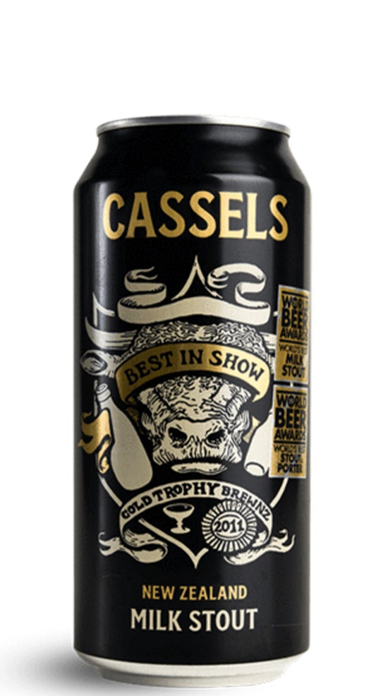 Cassels & Sons Milk Stout 440ml can
