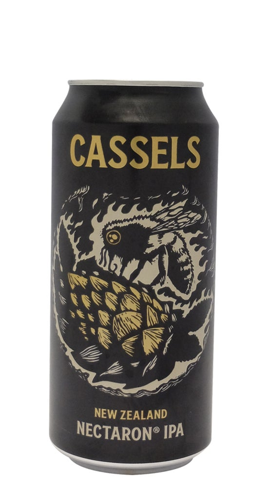 Cassels & Sons Nectaron IPA 440ml can