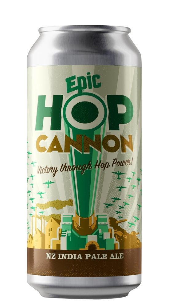 Epic Hop Cannon NZIPA 440ml can