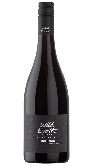 2020 Wild Earth Earth and Sky Reserve Pinot Noir