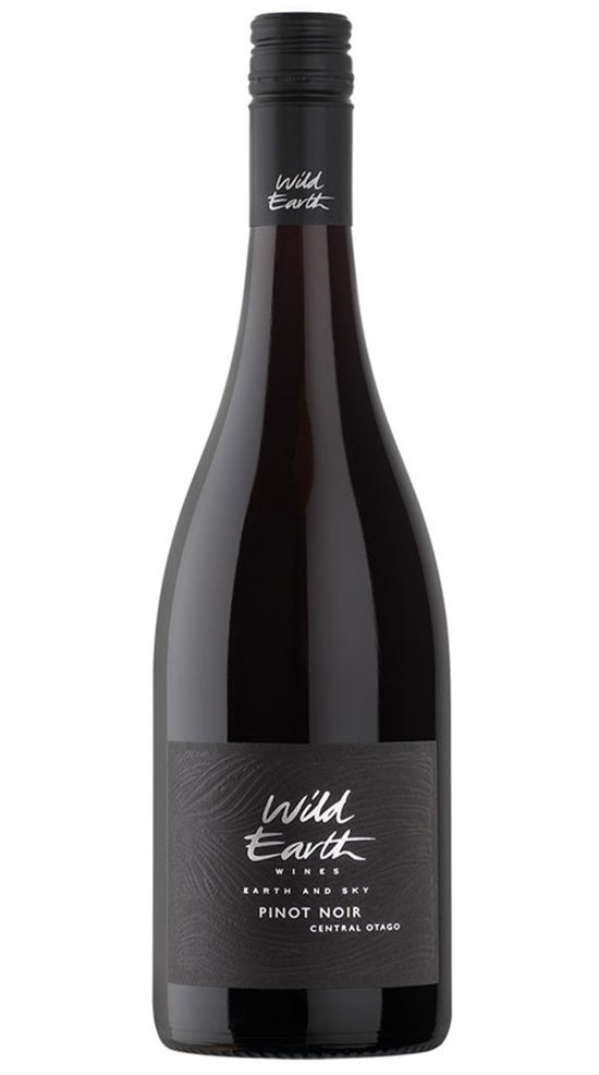 Wild Earth Earth and Sky Reserve Pinot Noir