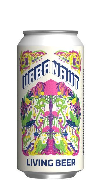 Urbanaut Living Beer Hazy Wild Berry & Elderflower Kettle Sour #1 440ml can