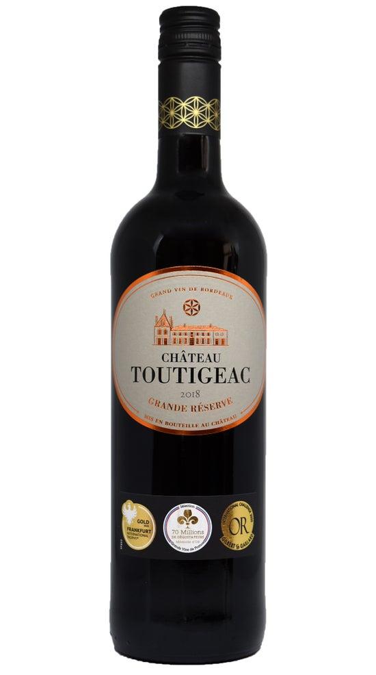 Chateau Toutigeac Grand Reserve Bordeaux Rouge