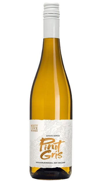2020 Misty Cove Estate Pinot Gris