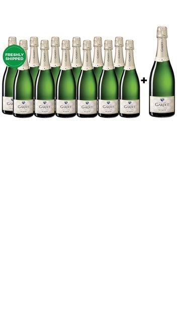 Champagne Gardet Brut Tradition Dozen + Magnum