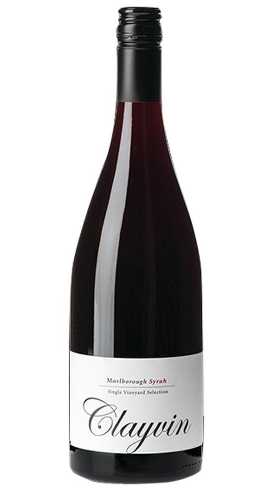 Giesen Single Vineyard Selection Clayvin Syrah