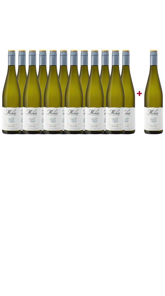 Misha's Vineyard Pinot Gris 13btl Dozen - incl 1 x 2010 vintage
