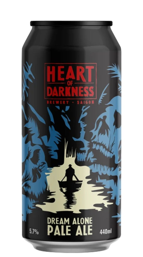 Heart of Darkness Dream Alone Pale Ale 440ml can