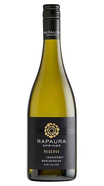 2020 Rapaura Springs Reserve Chardonnay