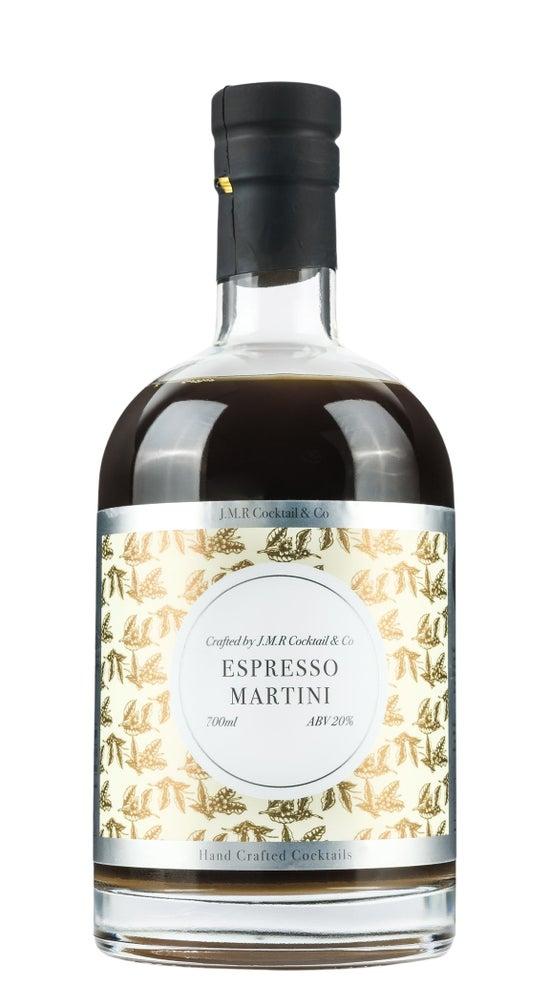 JMR Cocktail & Co Espresso Martini 700ml