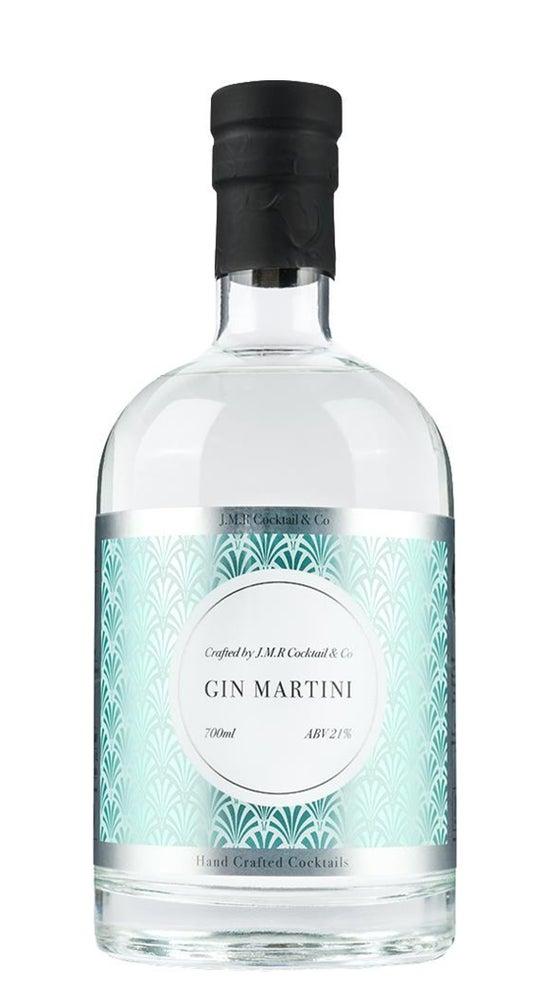 JMR Cocktail & Co Gin Martini 700ml