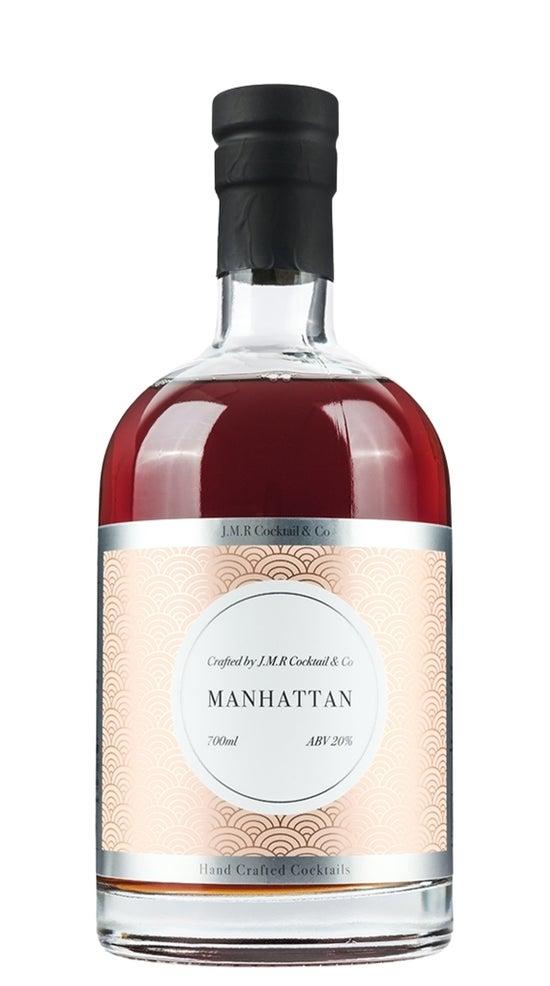 JMR Cocktail & Co Manhattan 700ml