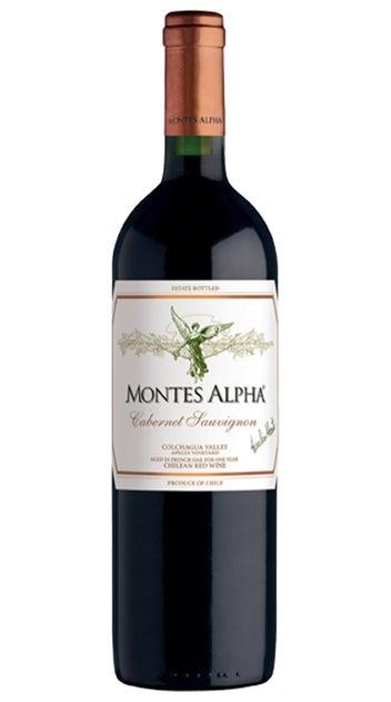 2017 Montes Alpha Cabernet Sauvignon