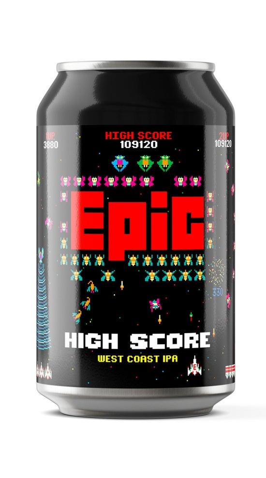 Epic High Score WCIPA 330ml can