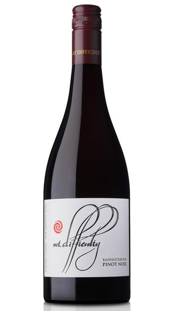 2019 Mt Difficulty Bannockburn Pinot Noir