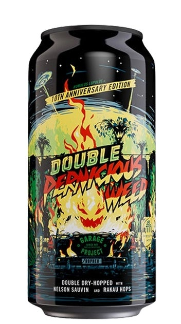 Garage Project Double Pernicious Weed 440ml can