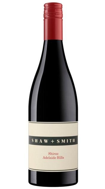 2019 Shaw + Smith Shiraz