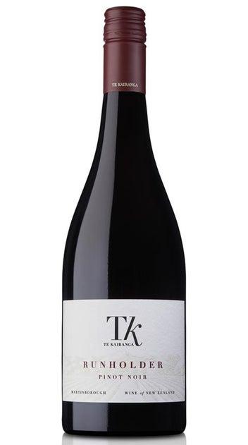2019 Te Kairanga Runholder Pinot Noir