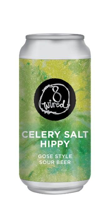 8 Wired Celery Salt Hippy