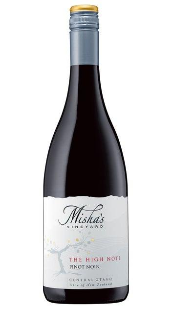 2019 Misha's Vineyard The High Note Pinot Noir