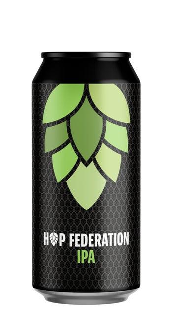 Hop Federation IPA 440ml can